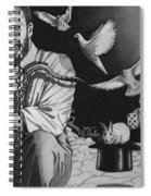 Grover Washington Jr Spiral Notebook