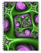 Growing Spiral Notebook