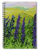 Growing Tall Spiral Notebook