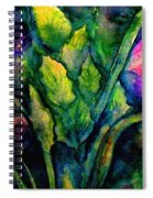 Growing Together In Love Spiral Notebook