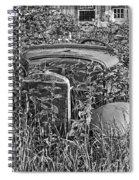 Growing Weeds Spiral Notebook