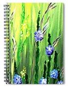 Growing Wild 2 Spiral Notebook