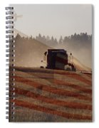 Grown In America Spiral Notebook