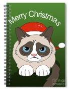 Grumpy Cat Spiral Notebook