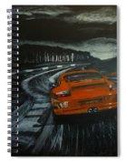 Gt3 @ Le Mans #2 Spiral Notebook
