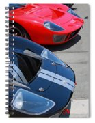 Gt40s Spiral Notebook