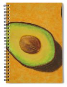 Guacamole Time Spiral Notebook