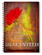 Guaranteed Spiral Notebook