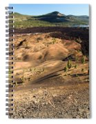 Guardian Of The Dunes Spiral Notebook
