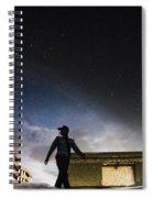 Guardian Of The Galaxy Spiral Notebook