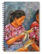 Guatemala Impression IIi Spiral Notebook