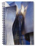 Guggenheim Museum Exterior Spiral Notebook