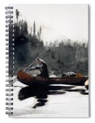 Guides Shooting Rapids Spiral Notebook