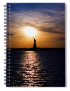 Guiding Light Spiral Notebook