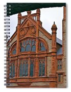 Guildhall In Londonderry Northern Ireland Spiral Notebook