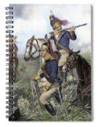 Guilford Courthouse, 1781 Spiral Notebook