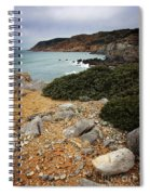 Guincho Cliffs Spiral Notebook