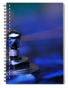 Guitar Abstract 6 Spiral Notebook