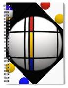 Guitar Spiral Notebook