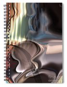 Guitar Sound Spiral Notebook