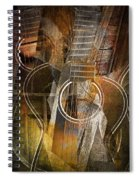 Guitar Works Spiral Notebook