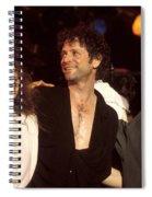 Guitarist Lyndsay Buckingham Spiral Notebook