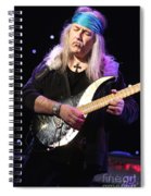 Guitarist Uli Jon Roth Spiral Notebook