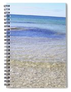 Gulf Of Mexico Beauty Spiral Notebook