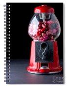 Gumball Machine Spiral Notebook