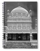 Gumbaz - Tipu's Mausoleum Spiral Notebook