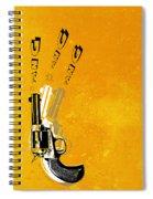 Gun 16 Spiral Notebook