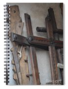 Guns And Crosses Spiral Notebook