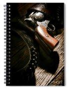 Gunslinger Tool Spiral Notebook