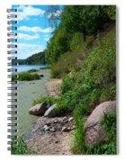 Guogu Mound Spiral Notebook