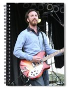 Guster Spiral Notebook