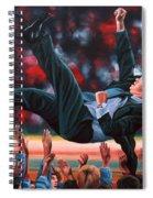 Guus Hiddink Spiral Notebook