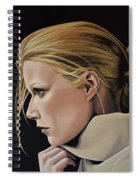 Gwyneth Paltrow Painting Spiral Notebook
