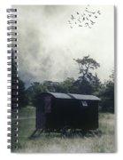 Gypsy Caravan Spiral Notebook