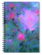 Gypsy Rose - Flora - Garden Spiral Notebook
