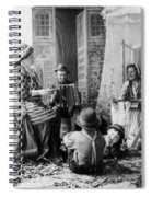 Gypsyies, C1902 Spiral Notebook