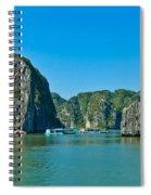 Ha Long Bay  Spiral Notebook