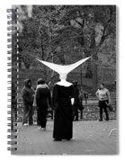 Habit In Central Park Spiral Notebook