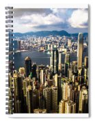 Habour View Spiral Notebook
