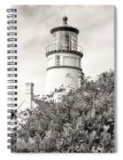 Haceta Head Lighthouse 2 Spiral Notebook