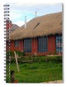 Hacienda El Porvenir Spiral Notebook