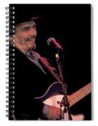 Haggard Spiral Notebook