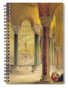 Haghia Sophia, Plate 11 The Meme Spiral Notebook