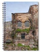 Hagia Irene Mosque Panorama Spiral Notebook