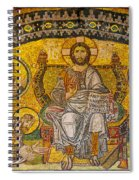 Hagia Sofia Mosaic 04 Spiral Notebook