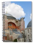 Hagia Sophia 02 Spiral Notebook